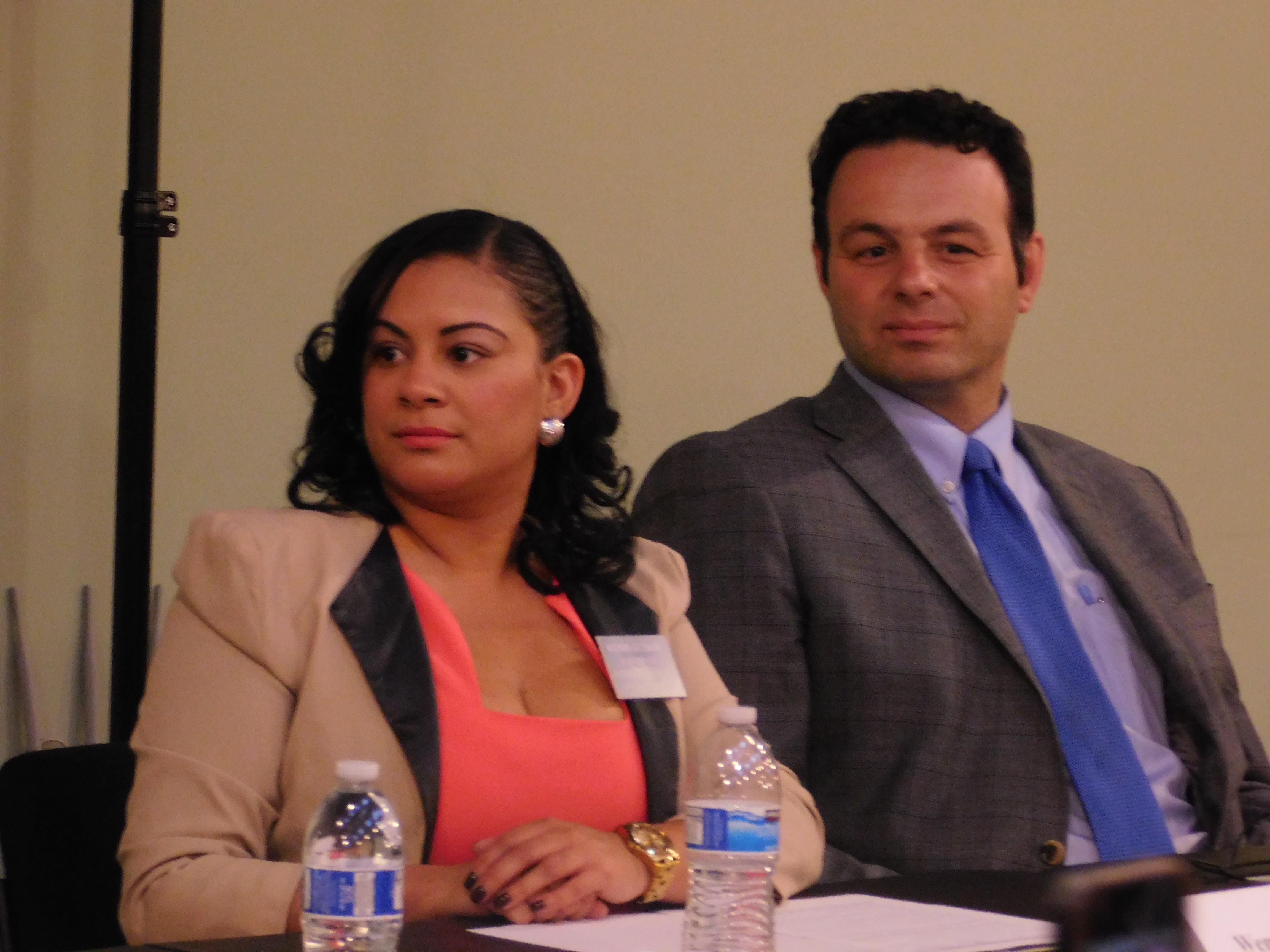 Guzman and Sayegh