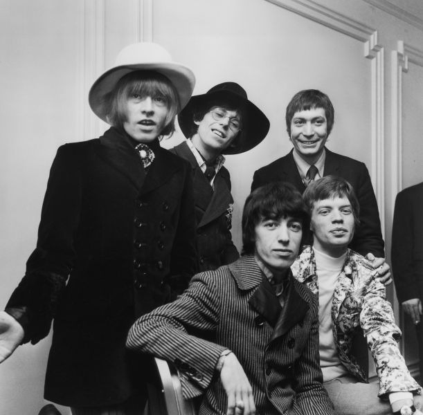 Unforgettable style of The Stones