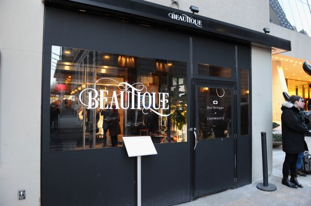 Gallery night at Beautique