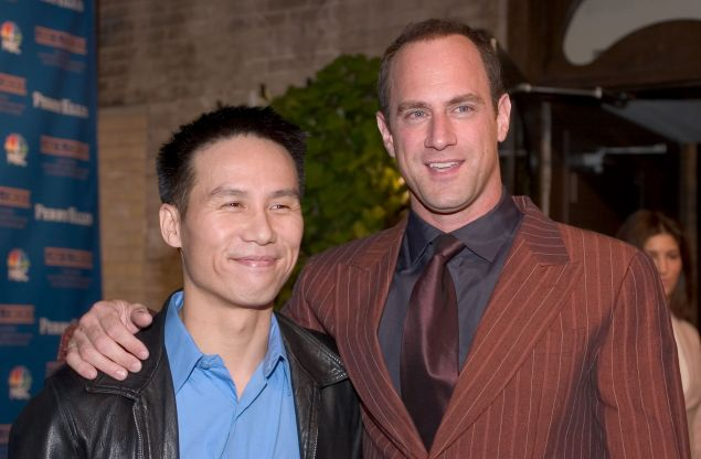 Former SVU co-stars B.D. Wong and Chris Meloni are both making moves out of the city