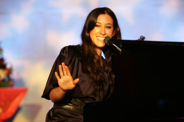 You could be playing Vanessa Carlton's piano if you have $17,500 a month to spare.