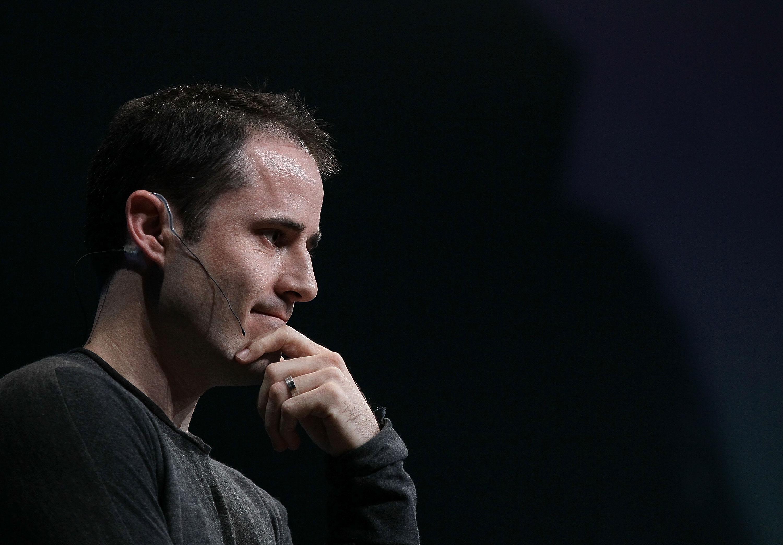 Medium founder Evan Williams