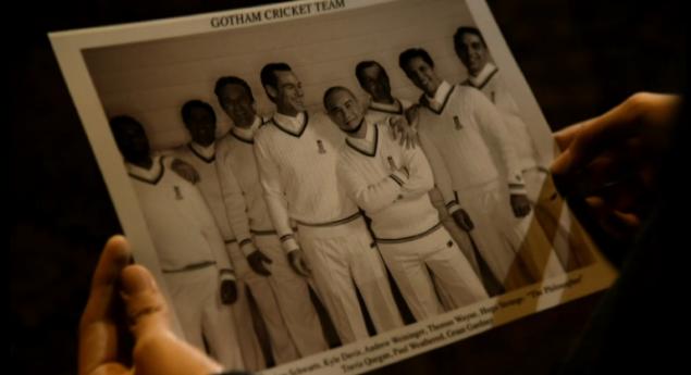 Hottest cricket team in Gotham City.