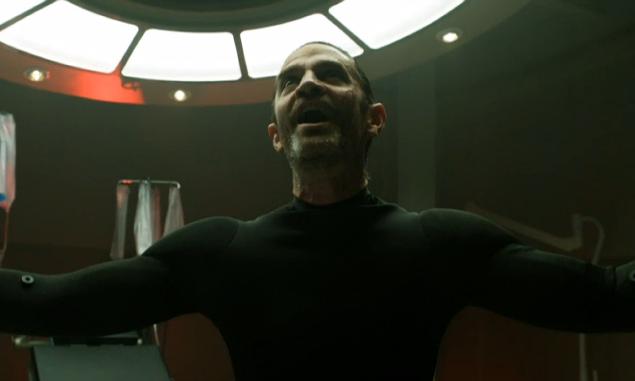 James Frain as Theo Galavan.