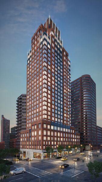 The Kent at 200 East 95th Street.