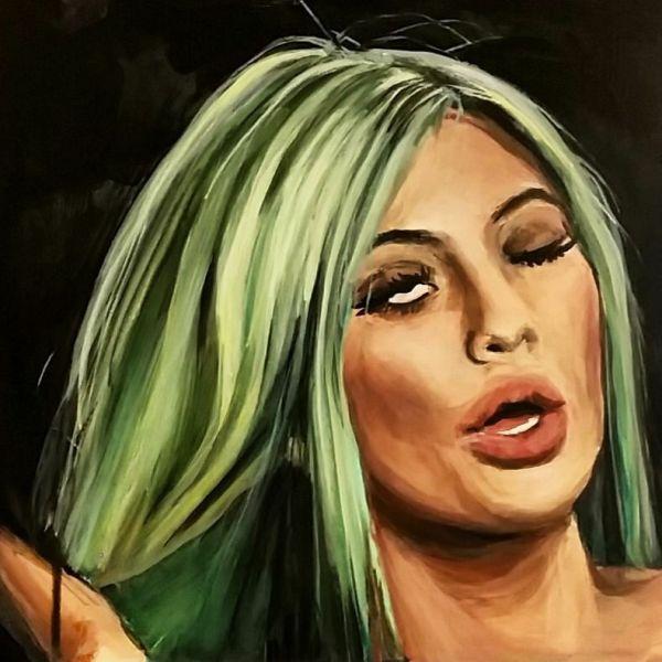 Kylie Jenner's eye roll
