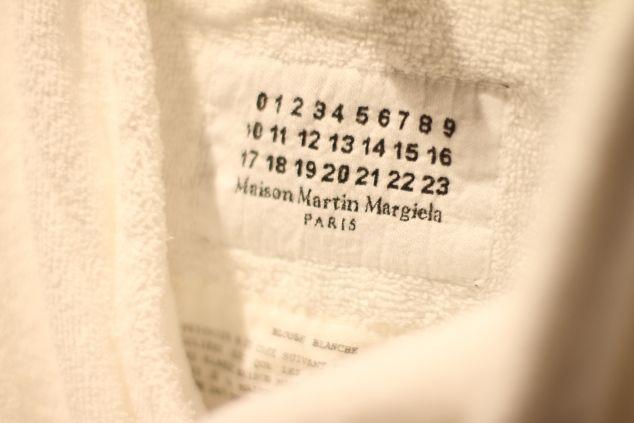 The Maison Margiela robe