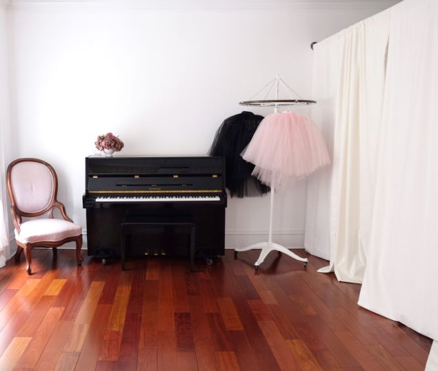 Introducing the uptown studio of Ballet Beautiful