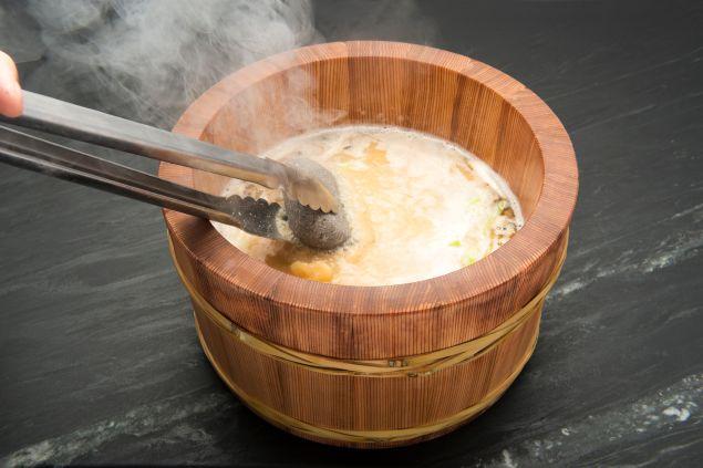 Ishiyaki Teisui Soup