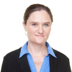 Dr. Nicole Kosanke.