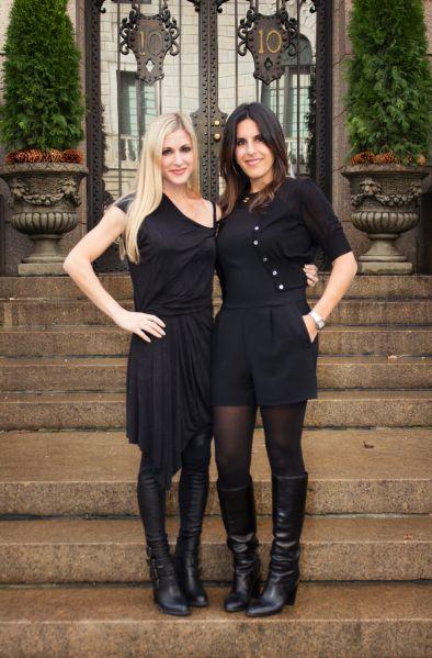 Lori and Jenn Pic