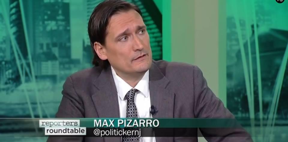 PolitickerNJ Editor Max Pizarro