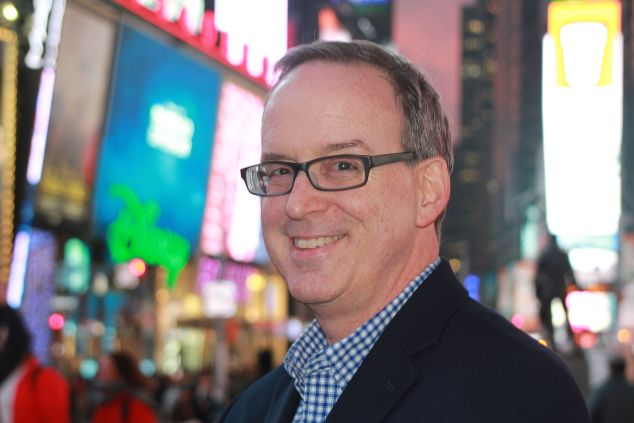 Tom Melcher, founder and CEO of Show-Score.