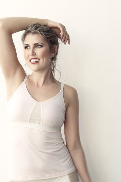 Patented Radiation Recovery Camisole