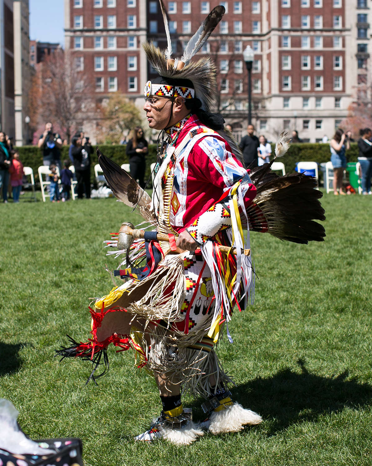 Northern Traditional Dance Columbia University.