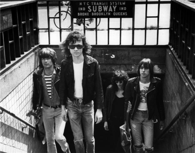 Despite their everyman image, the Ramones had greater aspirations than being just another rock 'n roll band.