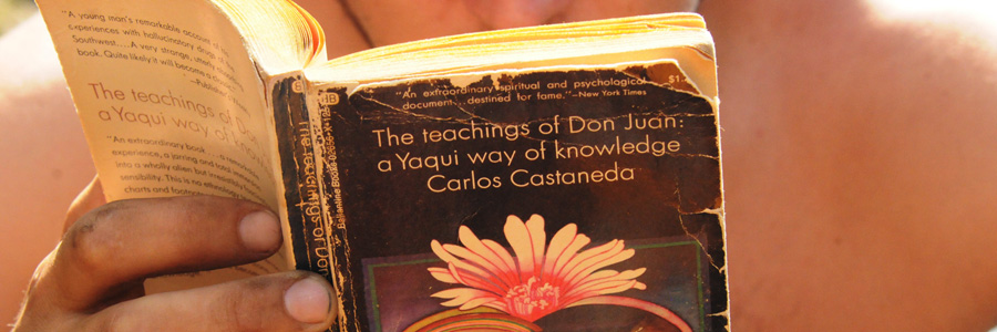 a Yaqui way of knowledge