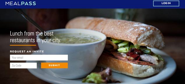 MealPass is ClassPass for workweek lunches