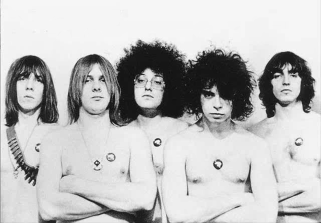 The MC5 good enough to start a cultural revolution, but not good enough for the Rock and Roll Hall of Fame.