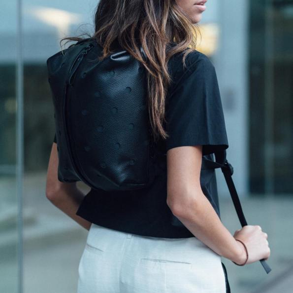 N.3 Nishokku Backpack // Black, NocturnalWorkshop.com, $550.00 USD