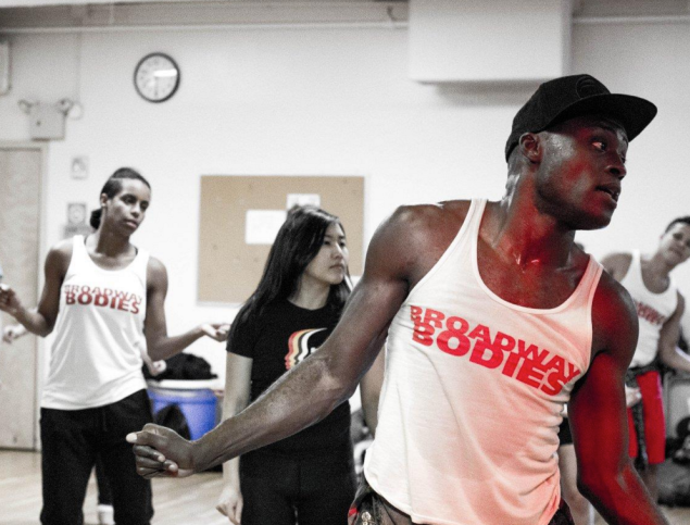 Broadway Bodies focuses on creating a shame-free environment for dancers