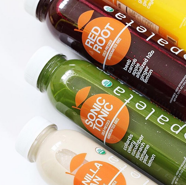 Personalized juice cleanses are the future.
