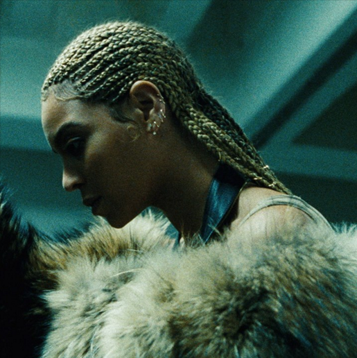 By largely silencing them, Beyoncé art speaks volumes about the men in her life in Lemonade.