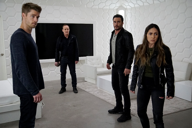 The Not-So-Secret Warriors (and Coulson).