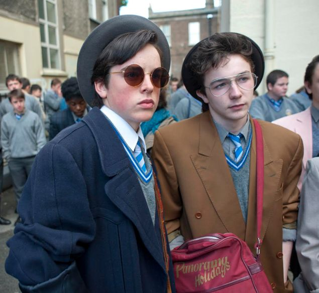 Sing Street is a tale of deprivation.