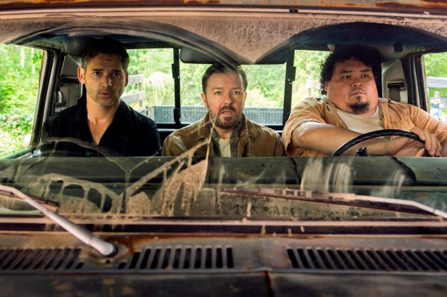 Ricky Gervais' Special Correspondents.