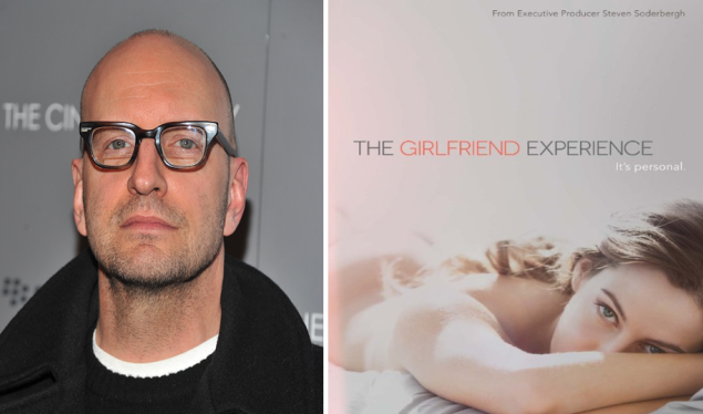 Steven Soderbergh and The Girlfriend Experience.