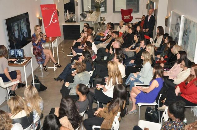 Mary Alice captivates an audience with quotable career rules and life lessons