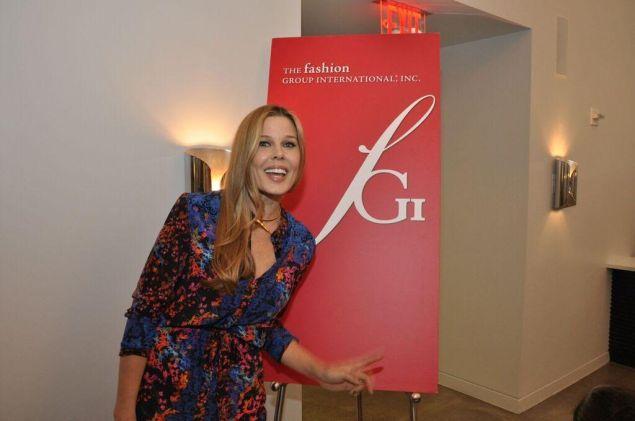 Mary Alice Stephenson gives advice to fashion's next generation