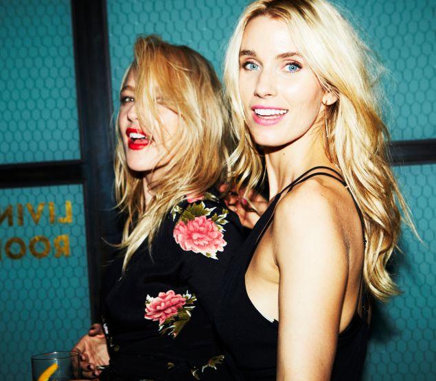 Sakara Life founders Whitney Tingle and Danielle Duboise.