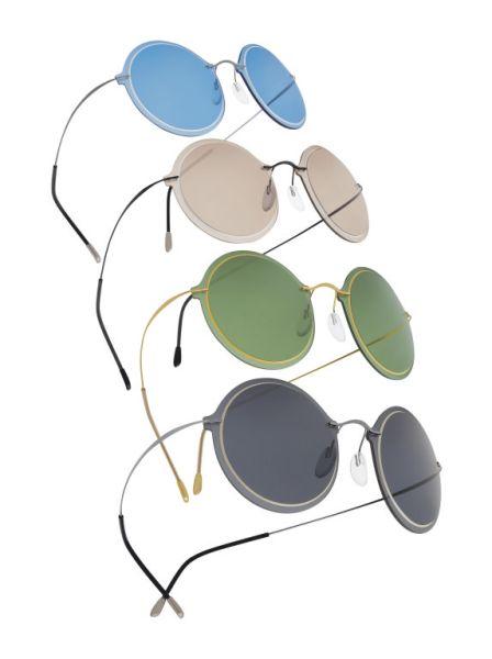 The full glasses range