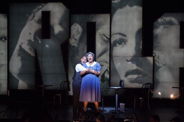 New York theater photographer Sofia Negron Opera Philadelphia Yardbird Apollo Theatre