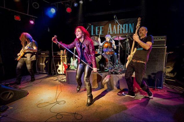 Lee Aaron.