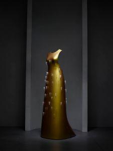 """Kaikoku"" Floating Dress by Hussein Chalayan, Autumn 2011"