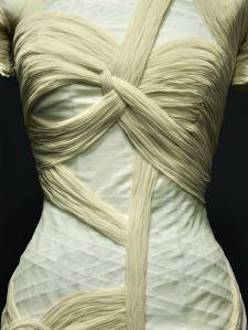 Dress by Nicholas Ghesquière for the House of Balenciaga, spring 2003