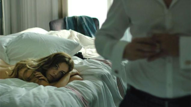 The female gaze? Riley Keough as Christine in Starz's The Girlfriend Experience.