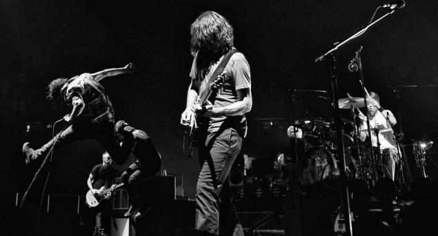 Pearl Jam.