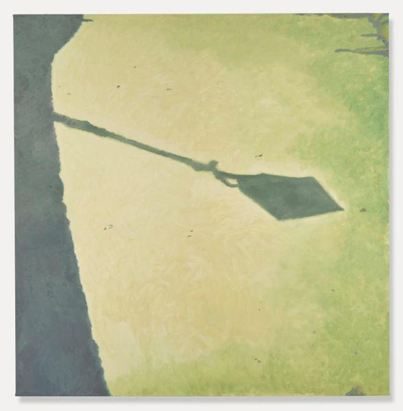 Luc Tuymans, Murky Water II, 2015.