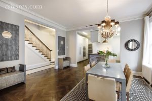 The duplex is the result of a two-unit combination, and it's stunning.