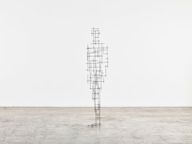 Anthony Gormley, Scaffold, 2015. © Antony Gormley.