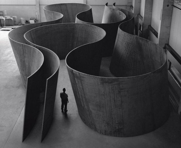 Richard Serra, Inside Out, 2013.