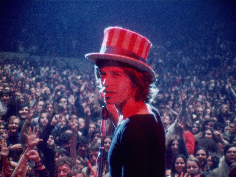 Gimme Shelter, directed by Albert Maysles, David Maysles and Charlotte Zwerin, 1970.