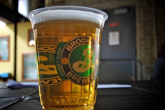 The CEO of Brooklyn Brewery has opted for...Fidi?