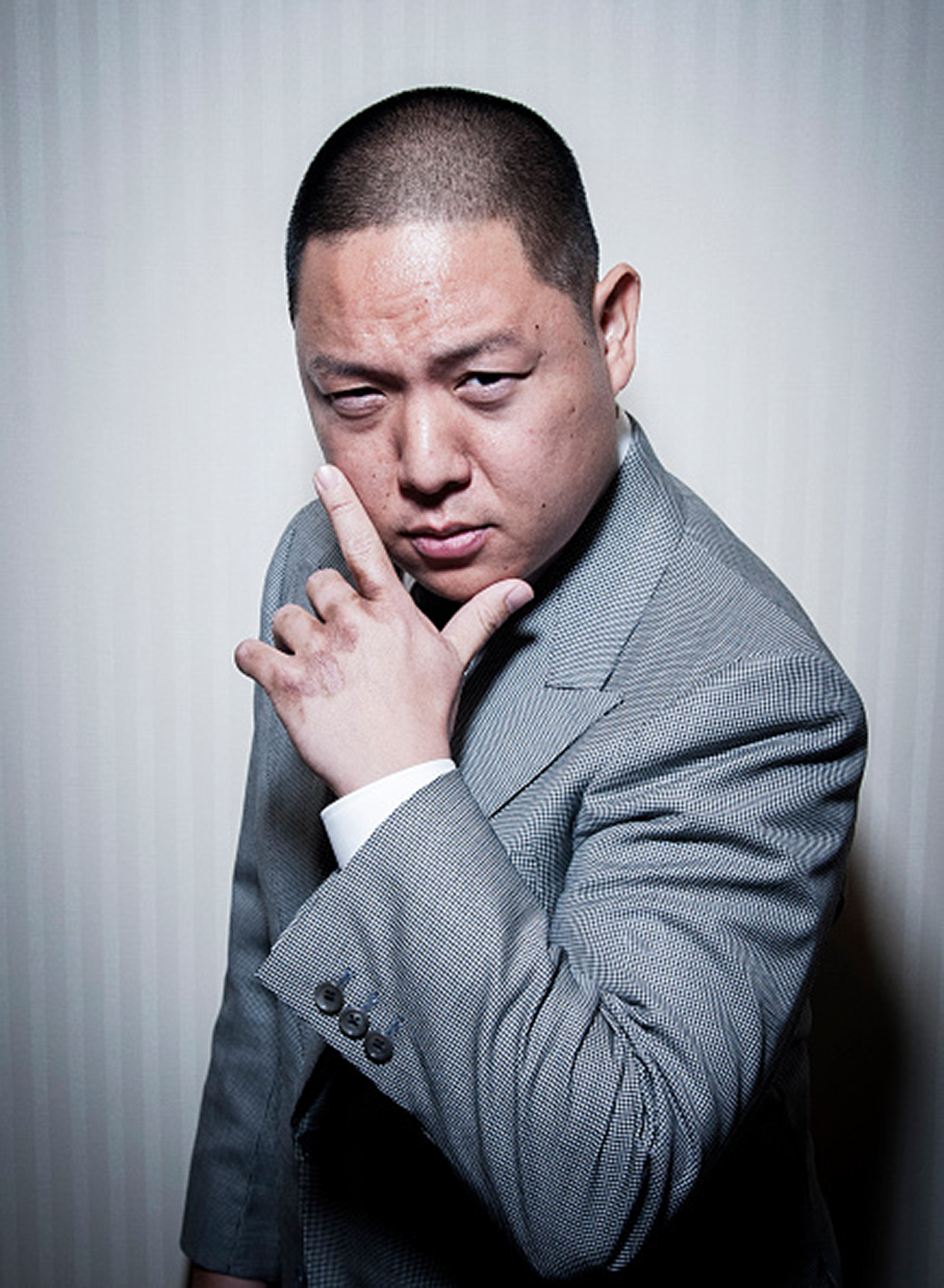 Eddie Huang, heartbreaker.