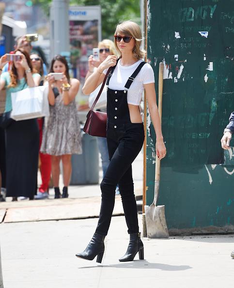Taylor Swift leaving ModelFit.