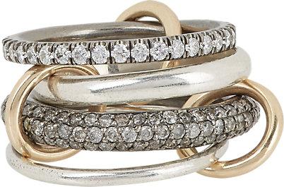 Spinelli Kilcollin Vega SG Pavé Ring, $4,400, Barneys.com